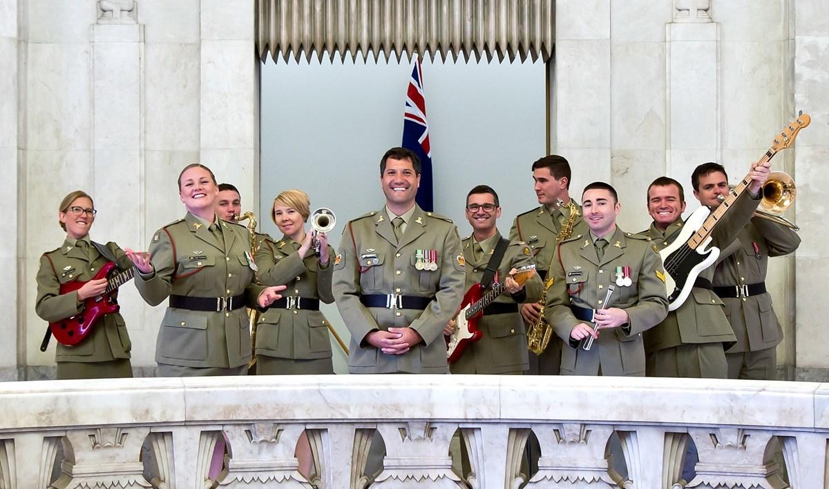 Australian army songs